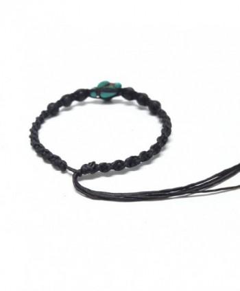 Bracelet Anklet Sea Turtle Turquoise in Women's Strand Bracelets