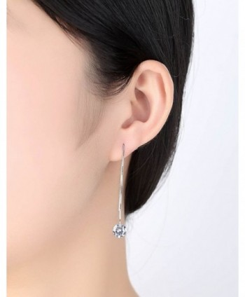 Spiritlele Elegant Threader Dangling Earrings