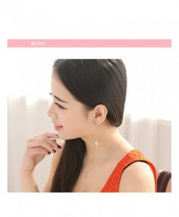 Spiritlele Elegant Threader Dangling Earrings in Women's Drop & Dangle Earrings