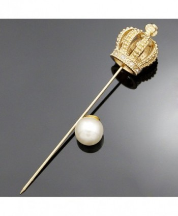 Fashion Royal Queen Crown Brooch in Women's Brooches & Pins
