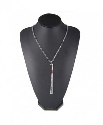 Fashion Baseball Pendant Necklace Silver nl005611 2 in Women's Pendants