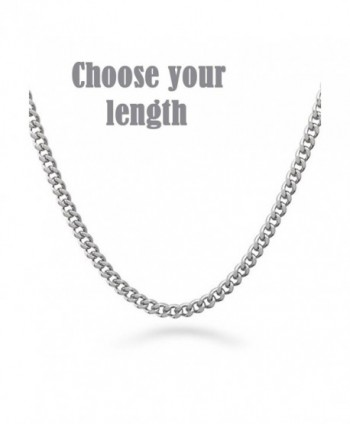 Ben Junot Curb Chain Necklace