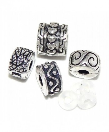Assorted Collection Stoppers Compatible Bracelets - CC17WWTLSNZ