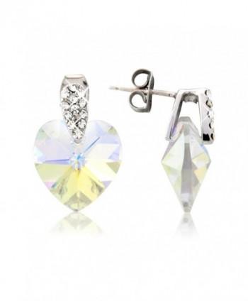 Crystals Necklace Earring Swarovski Element