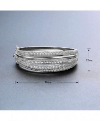 SPILOVE Serend Diamond Wedding Bracelets in Women's Bangle Bracelets