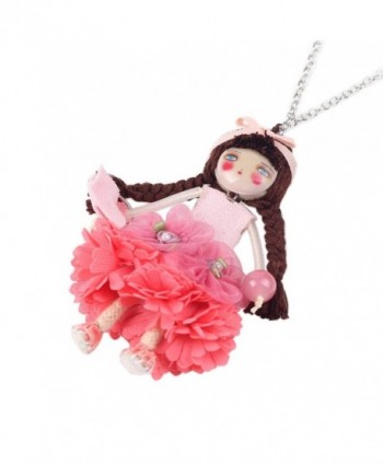 Handmade Necklace Pendant Fashion Jewelry in Women's Chain Necklaces
