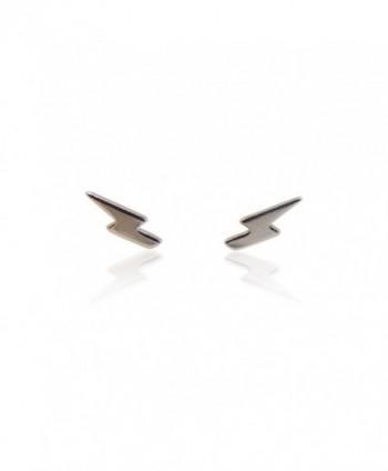 Beaute Fashion Lightening Earrings Sterling in Women's Stud Earrings
