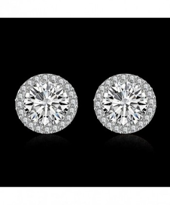 Plated Earrings Zirconia Crystal Earring