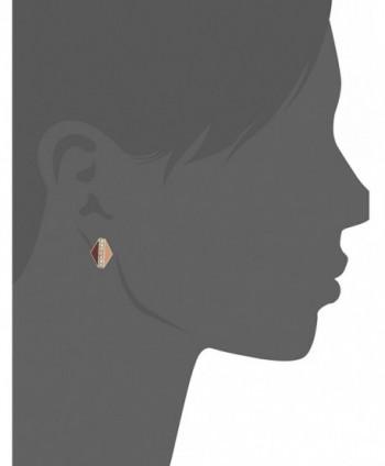 Fossil JF02103710 Glitz Stud Earrings