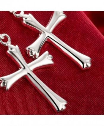 Fashion Female Silver Jewelry Earrings in Women's Clip-Ons Earrings