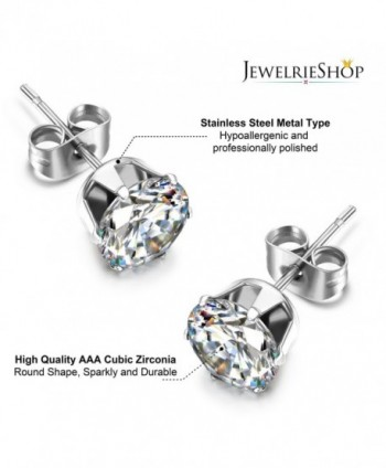 JewelrieShop Earrings Earings Hypoallergenic Nickel free