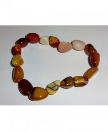 Mookaite Premium Quality Gemstone Bracelet