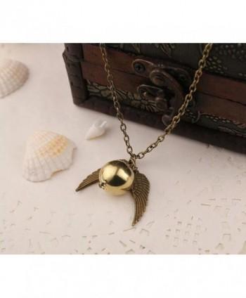 Potter Necklace Stylish necklace Simon%EF%BC%88Bronze%EF%BC%89