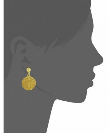 Across The Puddle Calendar Earrings