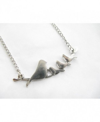 Mother Bird Necklace
