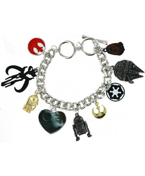 Star Wars Charm Bracelet - C712DAG66NB