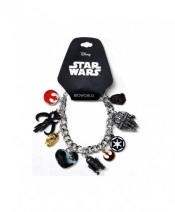 Star Wars BV3IHNSTW Charm Bracelet