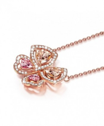 LadyColour Butterfly Swarovski Anniversary Granddaughter