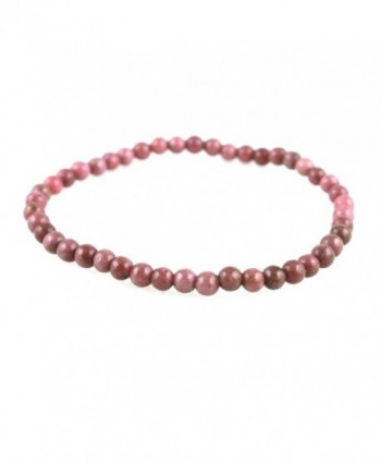 Power Mini Rhodonite Bracelet - Grace - CD1172OFTW3