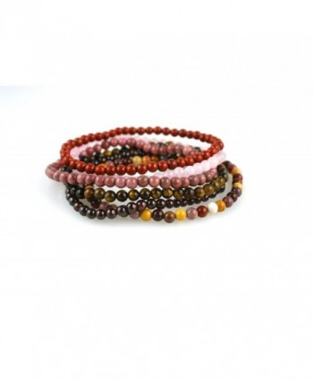 Power Mini Rhodonite Bracelet Grace