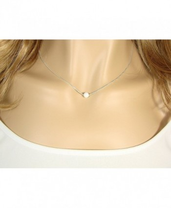 Sterling Silver Necklace Little Choker