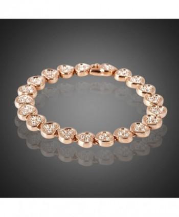 FAIRY COUPLE Crystal Bracelet B72