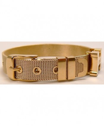 HM0101LB BRACELET STAINLESS STEEL GOLDEN