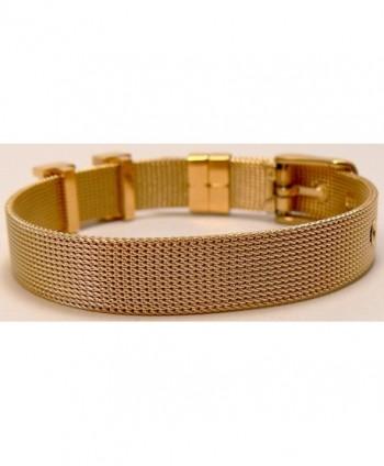 HM0101LB BRACELET STAINLESS STEEL GOLDEN in Women's Bangle Bracelets