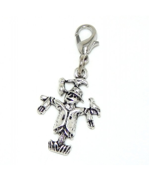 "Pro Jewelry Clip-on ""Scarecrow"" Charm Dangling - CK11LYBRD4R"