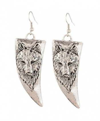 YAZILIND Vintage Dangle Earrings Women