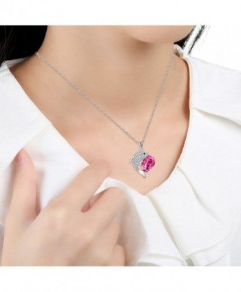 RARITYUS Fashion Swarovski Crystal Necklace in Women's Pendants