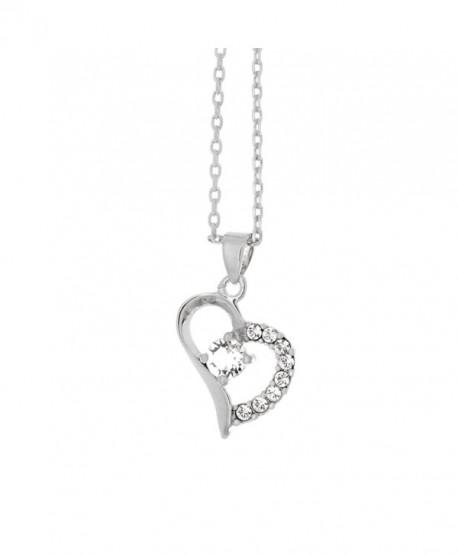 Cate Chloe Swarovski Necklace Necklaces - CS1884WAEX8