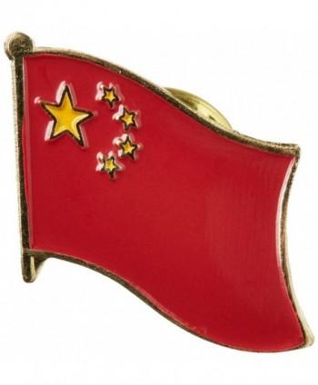 US Flag Store China Lapel Pin - C21125DDPRR