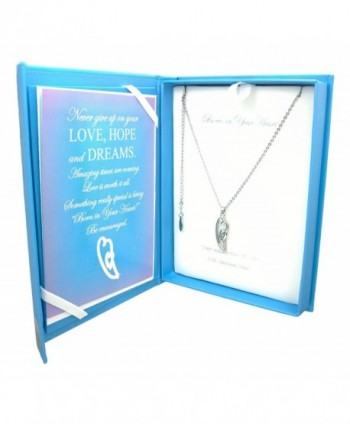 Born in Your Heart Necklace
