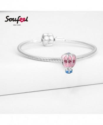 SOUFEEL Freedom Swarovski Sterling Bracelets in Women's Charms & Charm Bracelets