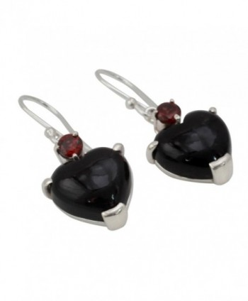 NOVICA Multi Gem Sterling Silver Earrings