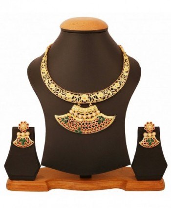 Touchstone Collection traditional bollywood necklace