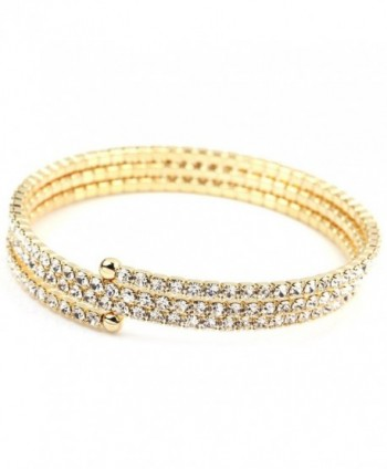 FC JORY Crystal Wedding Bracelet