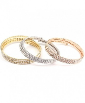 FC JORY Crystal Wedding Bracelet in Women's Tennis Bracelets