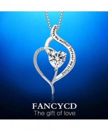 FANCYCD Forever Necklace Special Jewelry