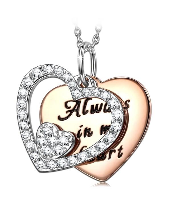 PRINCESS NINA Heart Pendant Anniversary - CI1802T82TO