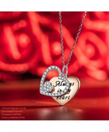 PRINCESS NINA Heart Pendant Anniversary in Women's Pendants