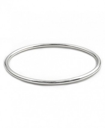 Sterling Silver Bangle Bracelet - CY11LHNWIBF