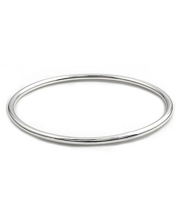 Sterling Silver Bangle Bracelet - CY11LHNWIBF