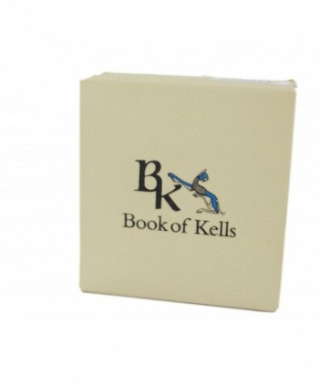 Book Kells Celtic Earrings Round