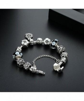 Presentski Bangle Bracelet Colorful Zirconia