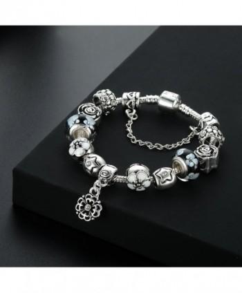 Presentski Bangle Bracelet Colorful Zirconia in Women's Strand Bracelets