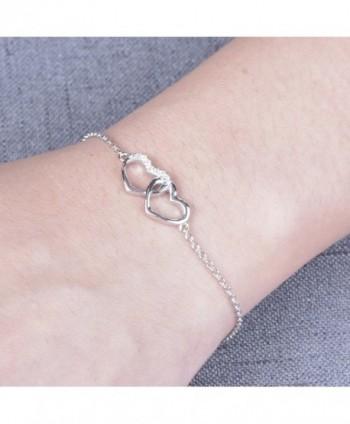 Bracelet YL Sterling Adjustable Bracelet Girls Valentines