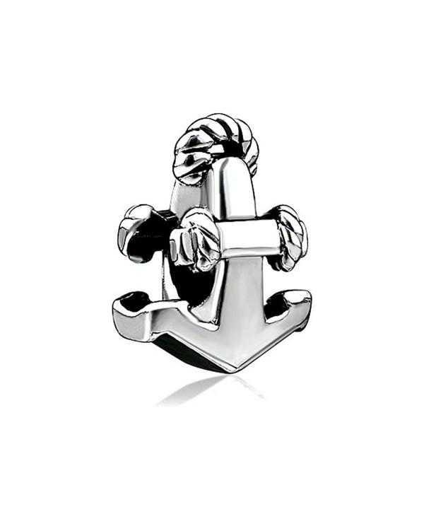 Nautical Anchor Charm Bead - CR11WN61FG9