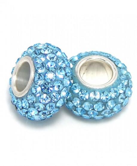 Pro Jewelry Sterling Birthstone Aquamarine - CJ11MC7L3LL